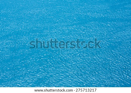 Water River Texture Sea or River Top View Water