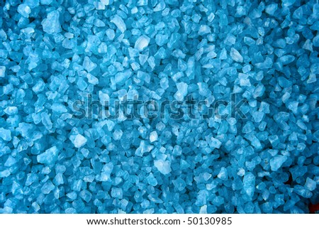 Sea-salt - stock photo