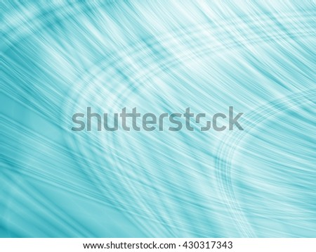 Sea wave abstract turquoise wallpaper pattern - stock photo