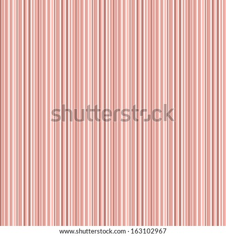 Seamless Abstract Floral Pattern - stock photo
