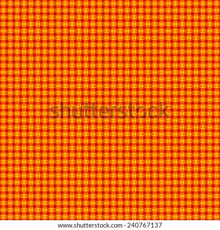seamless abstract red pattern orange texture with yellow line wicker red background raster - stock photo