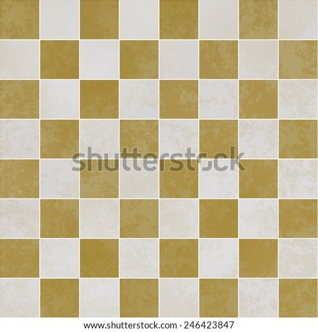 Seamless and computer generated illustration of a floor tile. Seamless texture means that you can place a sample side by side and repeat it infinitely or use it as material for games, and etc. - stock photo