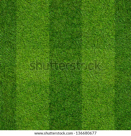 Seamless Artificial Grass Field Texture, fine grain astro pitch - stock photo