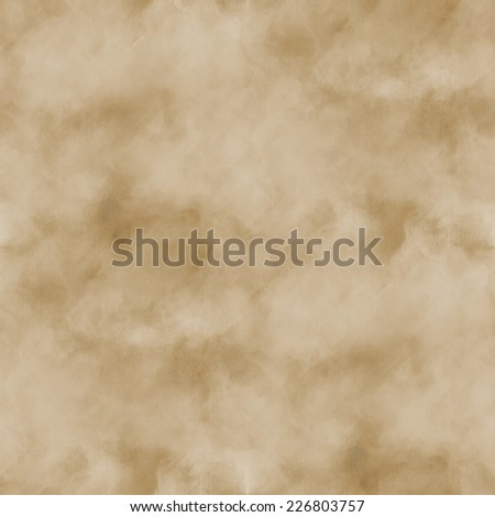 seamless background brown old paper texture - stock photo
