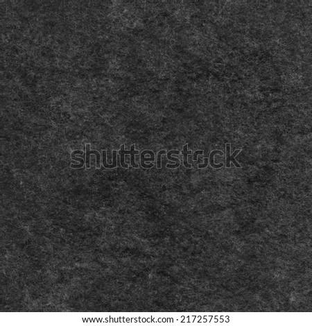 Seamless Black Wool. - stock photo