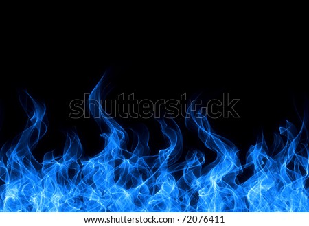 Blue Flame Stock Photos, Images, & Pictures   Shutterstock