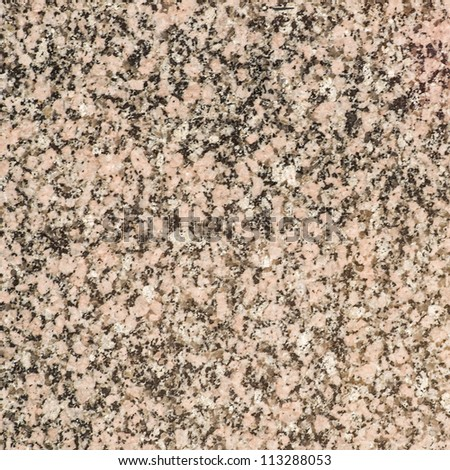 Seamless granite background - stock photo