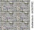 Seamless high resolution brick texture - stock photo