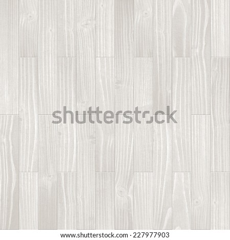 Seamless light grey parquet background. - stock photo