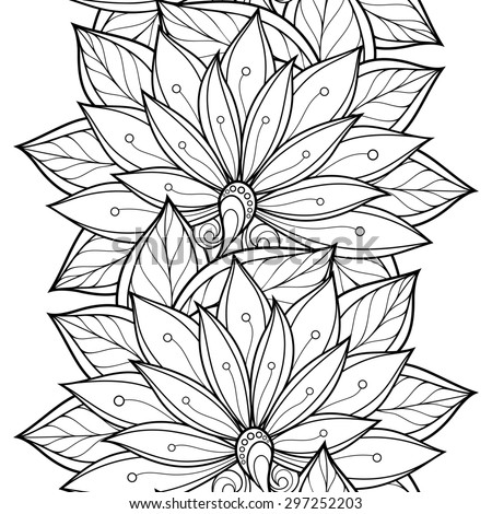 Texture Coloring Pages