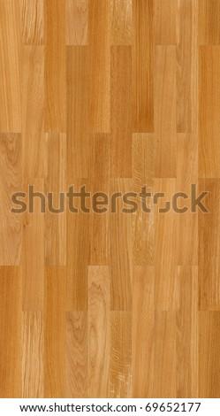 seamless oak floor texture - stock photo