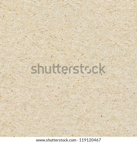 seamless paper texture, cardboard background - stock photo