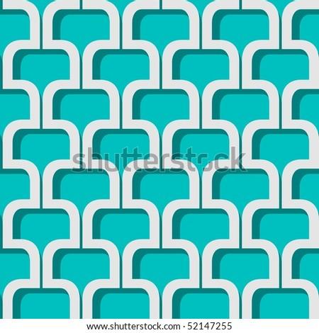 Seamless pattern - stock photo