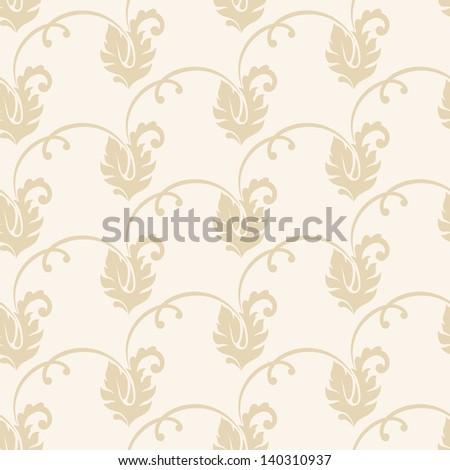 Seamless pattern for print. Raster version. - stock photo