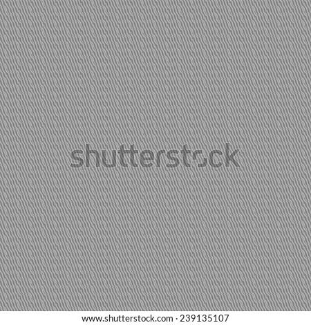 Seamless pattern. Stripy grey diagonal texture.  - stock photo