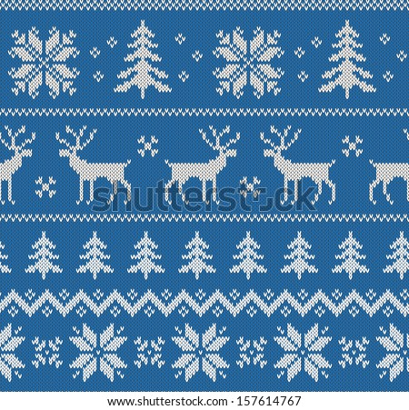 Snowflake Jumper Knitting Pattern : Christmas Sweater Stock Photos, Images, & Pictures Shutterstock