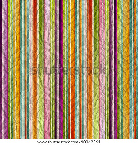 seamless patterns with fabric texture - stock photo