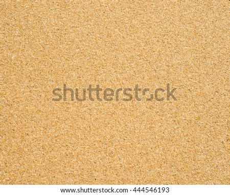 Seamless sand clean background - stock photo