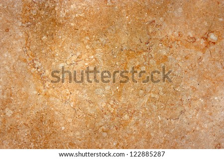 Seamless soft beige marble texture. - stock photo