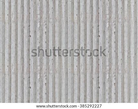 seamless texture concrete wall - stock photo