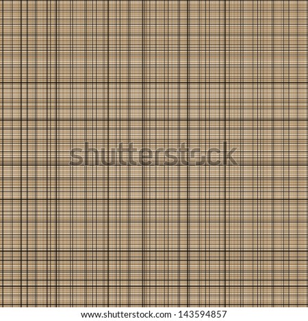 Seamless texture of fabric in shades of brown. - stock photo