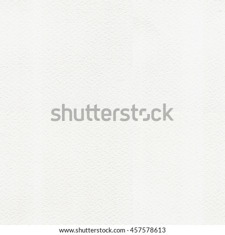 Seamless white watercolor paper background. Endless watercolour pattern. The high resolution blank texture. - stock photo