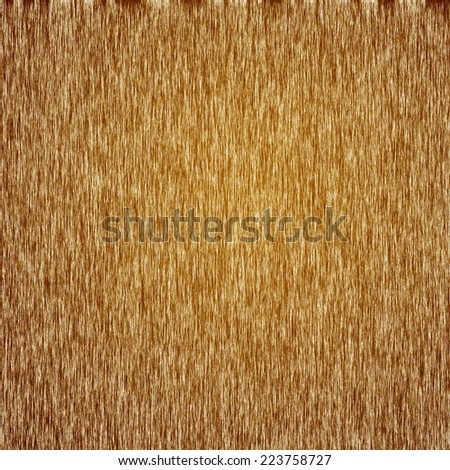 Seamless wood texture background - stock photo