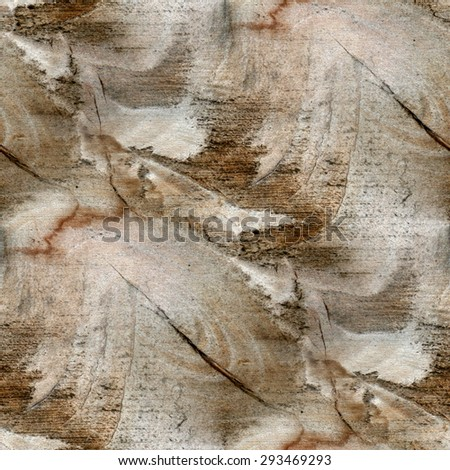 seamless wood vintage background, grainy texture - stock photo
