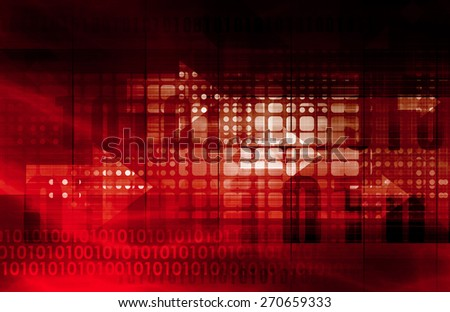Search Engine Optimization Info on a Website - stock photo