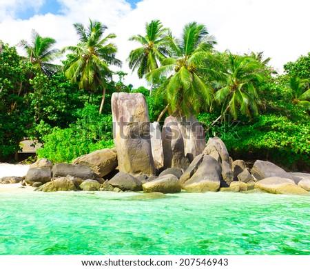 Seascape Stones Getaway  - stock photo