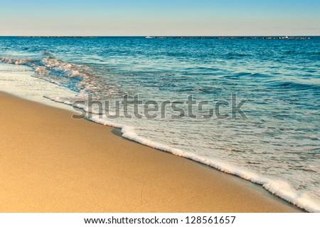 Seaside - stock photo