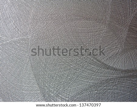 section - abstraction, metals, polymers. - stock photo