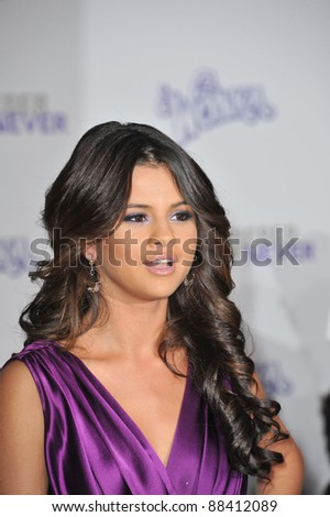 """Selena Gomez at the Los Angeles premiere of """"Justin Bieber: Never Say Never"""" at the Nokia Theatre LA Live. February 8, 2011  Los Angeles, CA Picture: Paul Smith / Featureflash - stock photo"""