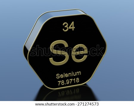 Selenium - stock photo