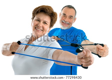 Resistance Bands Stock Photos, Images, & Pictures | Shutterstock