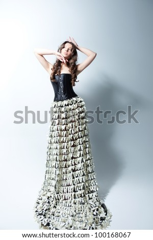 Sensuality - stock photo