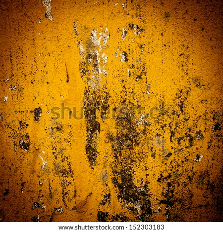 Sepia  grunge background wall dirty texture - stock photo