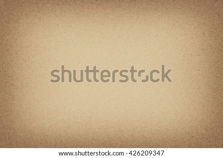 Sepia Paper Texture. Background - stock photo