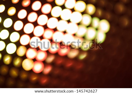 Sequined texture - stock photo