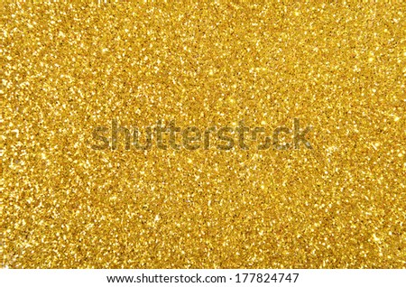 sequins background - stock photo