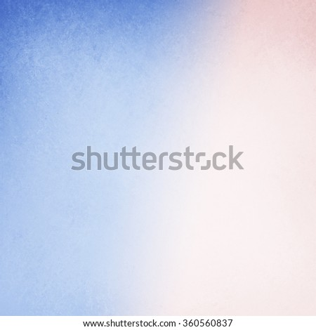 serenity blue and rose quartz background, color of the year 2016  - stock photo
