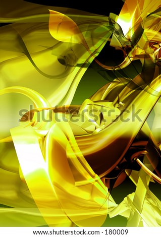 Series B - Abstract 18 - stock photo