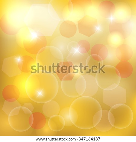 Set Abstract bokeh background. Festive background with Defocused Bokeh. Magic pattern glitter bokeh lights. Defocused lights background for your design. - stock photo