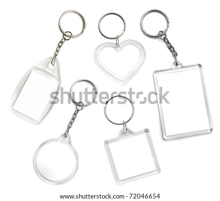 set of sticks with a place for your images or inscriptions - stock photo