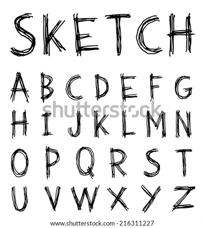 Typeface-font Stock Photos Images U0026 Pictures | Shutterstock