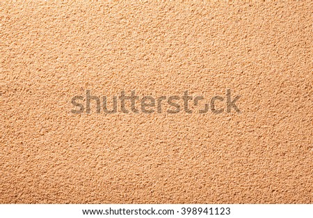 Shallow sand background - macro shot - stock photo
