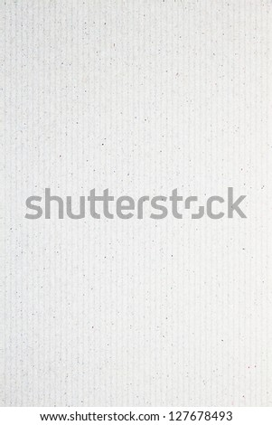 Sheet of lined paper for background - stock photo