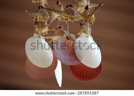 shell mobile - stock photo