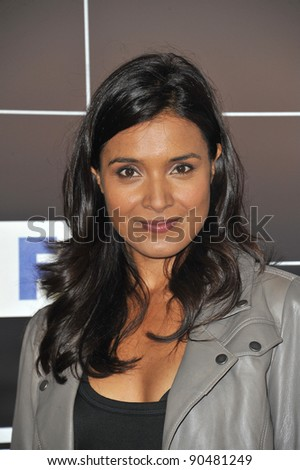 Shelley Conn at the Fox TV Summer 2011 All-Star Party at Gladstones Restaurant, Malibu. August 5, 2011  Malibu, CA Picture: Paul Smith / Featureflash - stock photo