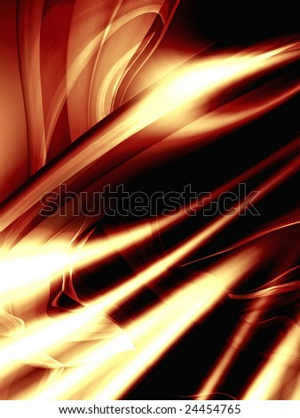 Shiny abstract background - stock photo